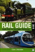 Crecy ABC Light Rail & Heritage Railways Rail Guide 2019